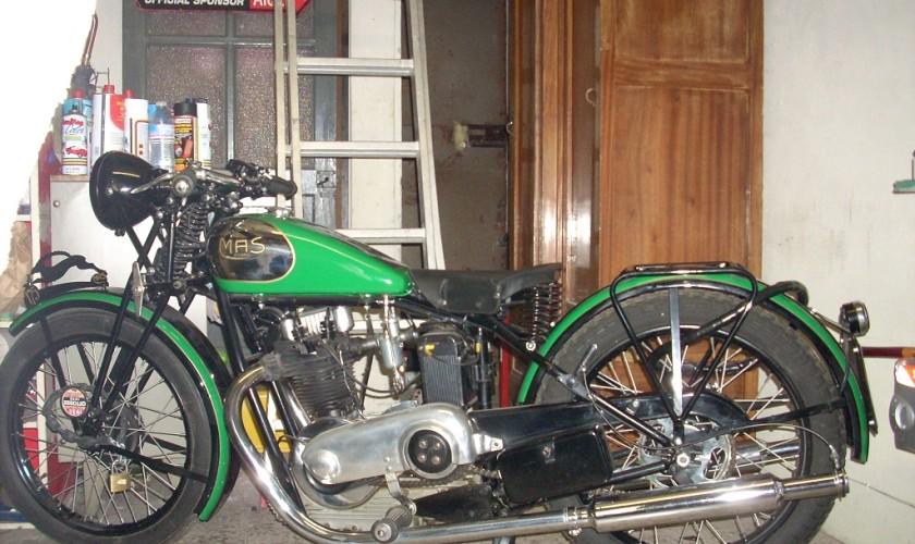 MAS 175 super sport 1932