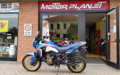 Honda crf 1000 l africa twin dct tricolor pronta consegna