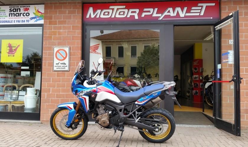 Honda crf 1000 l africa twin dct tricolor pronta consegna
