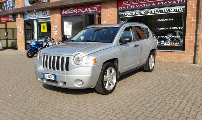 jeep compass 2.4 l limited